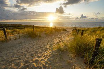 Strand, Meer und Sonne von Dirk van Egmond