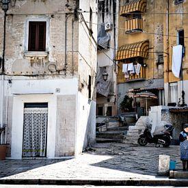 Italiaans stadsgezicht van Francisca Snel (Cissees)