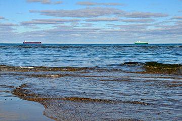 Ostsee und Nordsee von Agostino Lo Coco