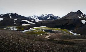 Wegen en rivieren | IJsland (1)