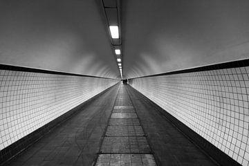 Aan het einde van de tunnel von Ineke Verbeeck