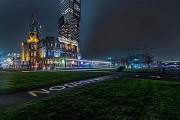 Hotel New York Rotterdam von Midi010 Fotografie