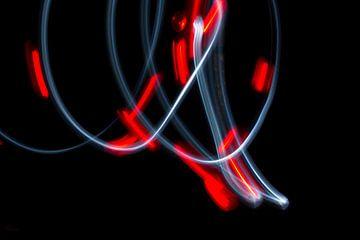 Licht, das in der Dunkelheit fegt von Bianca Wisseloo