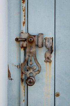 Vintage slot op Île de Ré - Frankrijk van Oog in Oog Fotografie