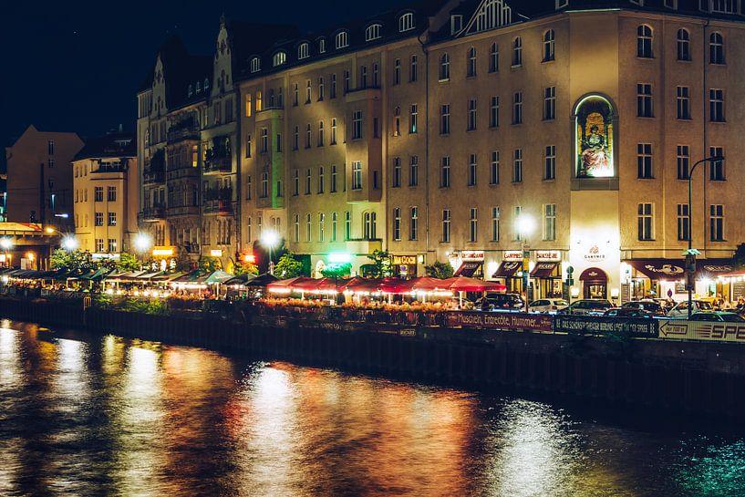 Berlin – Schiffbauerdamm van Alexander Voss