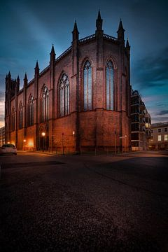 Berlin Church von Iman Azizi