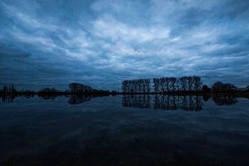 Überschwemmung von Danny Slijfer Natuurfotografie