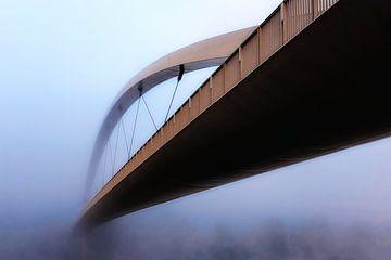 Hohe Brücke, Maastricht von Jan Bakker