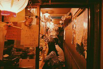 Cafe Tokio van yasmin meraki