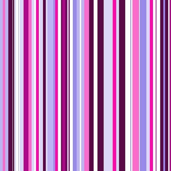 Striped art pink lilac en bordeaux