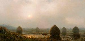 Der Große Sumpf, Martin Johnson Heade