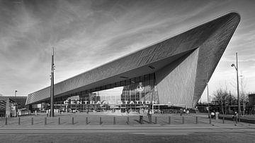 Centraal Station Rotterdam von Gerard Burgstede