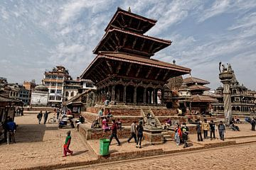 templesquare patan von rene schuiling