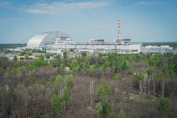 Tsjernobyl 2017 van Perry Wiertz