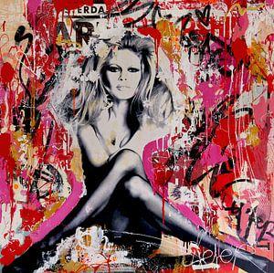 Brigitte Bardot St. Tropez