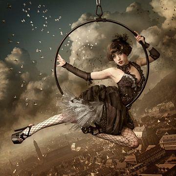 de grootste show in de lucht, Kiyo Murakami van 1x