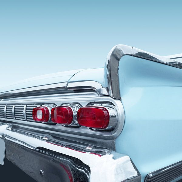 Amerikaanse klassieke auto 1964 park lane van Beate Gube