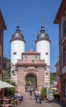Brugpoort, oude binnenstad, Heidelberg van Torsten Krüger