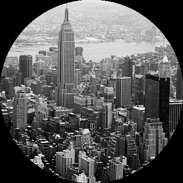 new york city ... manhattan view II van Meleah Fotografie
