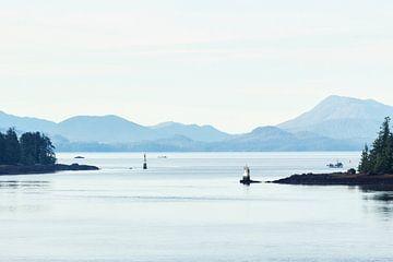 Fischereischiff auf dem Heimweg von Nathan Marcusse