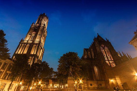 Domkerk en Domtoren, Utrecht van Patrick van Oostrom