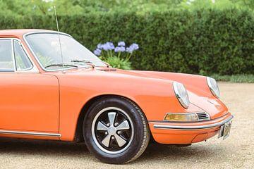 Porsche 911 Klassiker 1966 klassischer Sportwagen von Sjoerd van der Wal