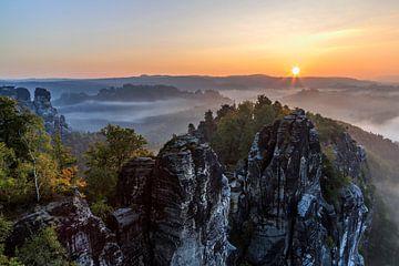 perfekter Herbstmorgen von Daniela Beyer
