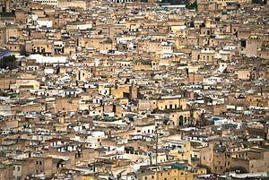 Medina Fés Marokko