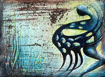Danse de la libération n°3 par Petra Rivers