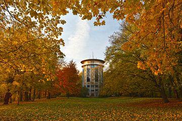 Herfst aan de Belvedere - Mooi Aken van Rolf Schnepp
