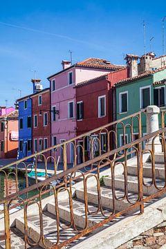 BURANO Colorful Italian Island van