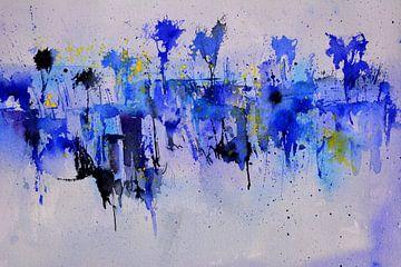 Blaues Leben von pol ledent