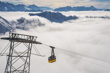 Nebelhornbahn van