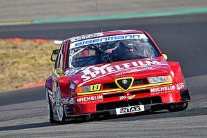Alfa 155 V6 Ti ITC DTM von Detlef Sauer
