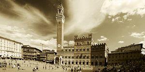 Dolce Vita Series - Piazza del Campo - Siena/Sienna van