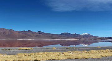 Paysage bolivien sur Marieke Funke