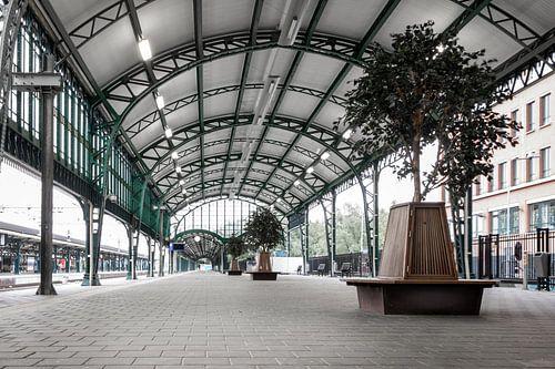 Perron treinstation 's-Hertogenbosch