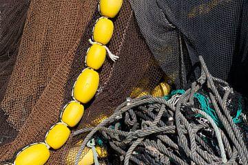 Fischernetze von Barbara Brolsma