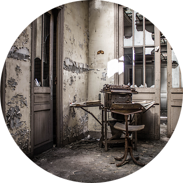 The typist van 3,14 Photography