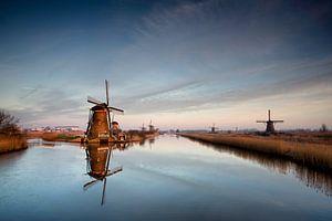Kinderdijk3 van Christian Vermeer