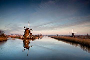Kinderdijk3 von Christian Vermeer