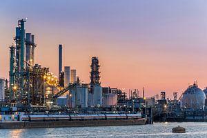 2e petroleumhaven Rotterdam van Martijn Barendse