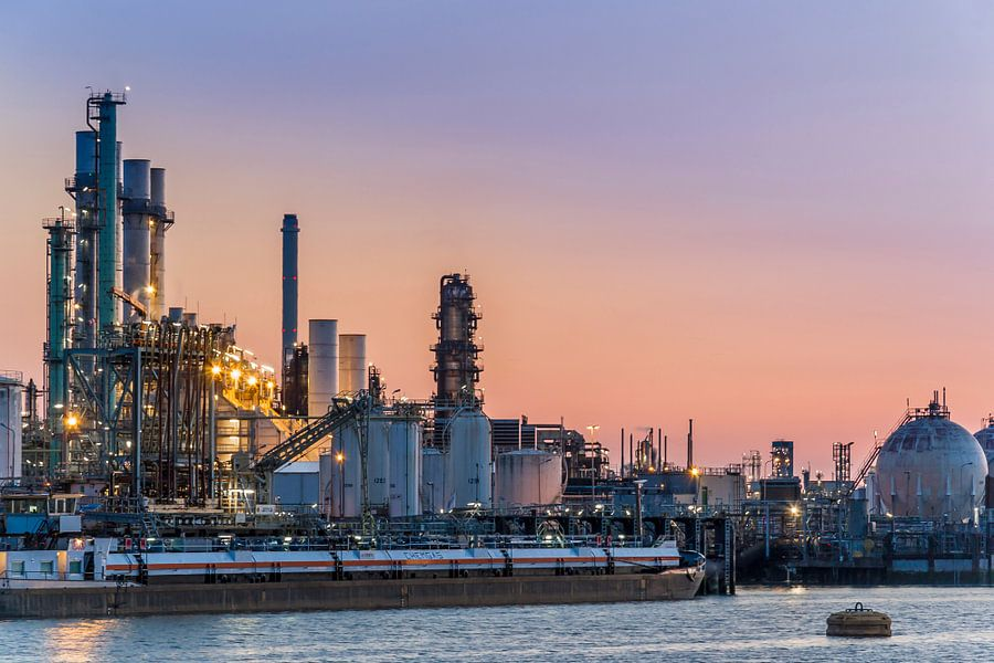 2e petroleumhaven Rotterdam