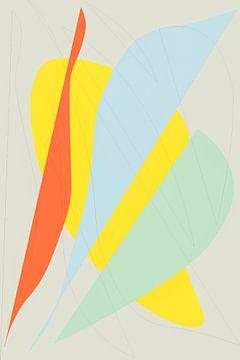 Abstracte Samenstelling nr. 4