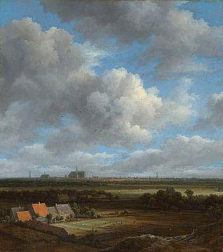 Ansicht von Haarlem, Jacob Isaacksz. van Ruisdael