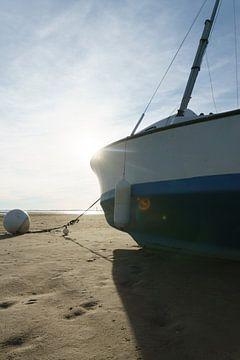 Zeilboot sur Jaap Burggraaf