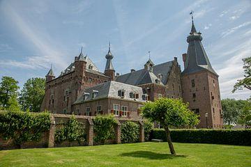 Château de Doorwerth aux Pays-Bas sur Joost Adriaanse