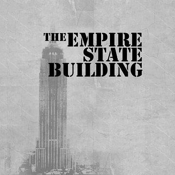 Empire State Building van Niels van Houten