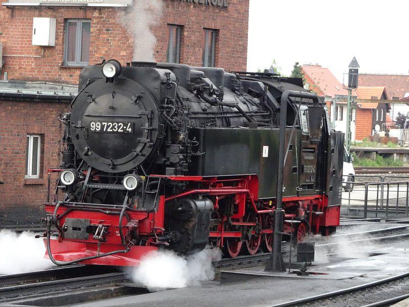 locomotief van Paul Hinskens
