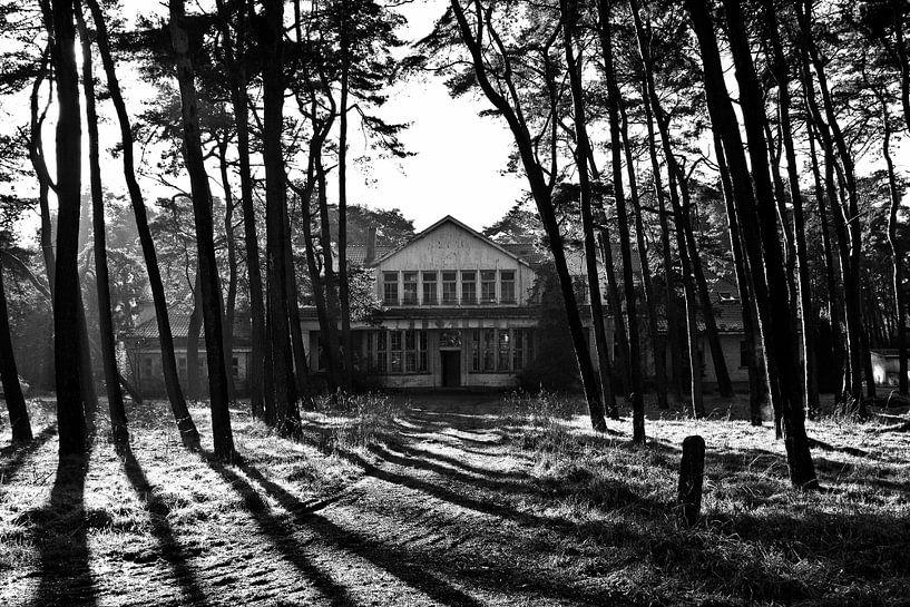 Verlaten weeshuis van Eus Driessen
